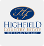 HighField Country Estate- Innovative Property Logo Design