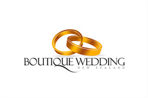 Boutique Weddign New Zealand- Jewellery Logo design